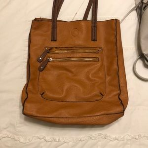 Wilson's leather tote